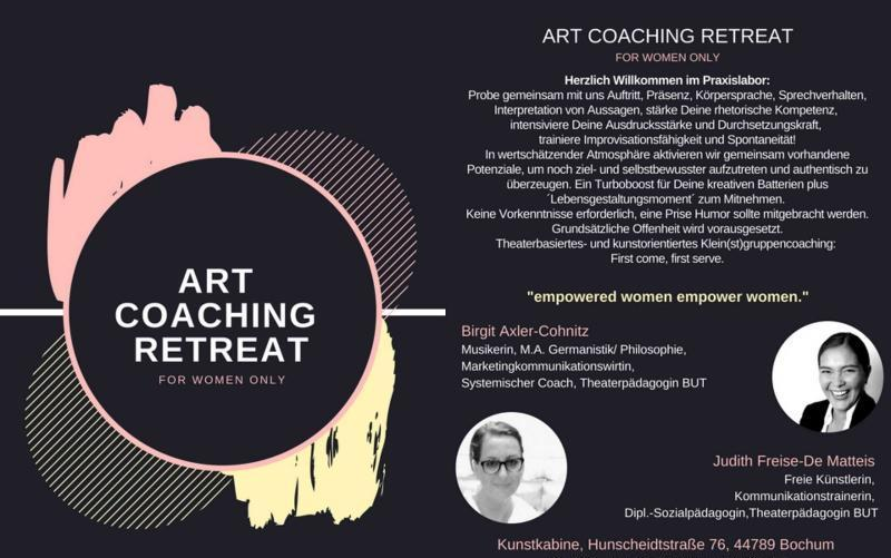 artcoaching retreat